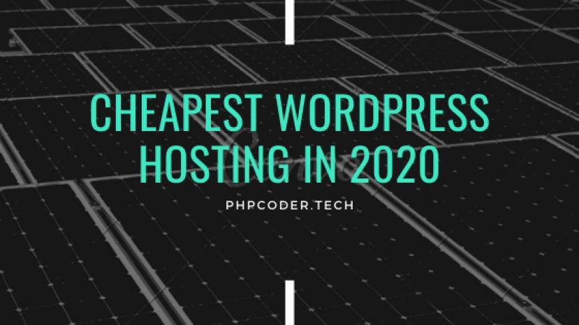 Cheapest-Wordpress-Hosting-in-2020
