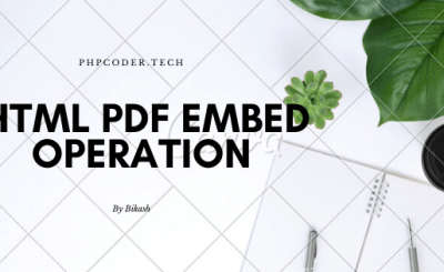 Open PDF within an Iframe