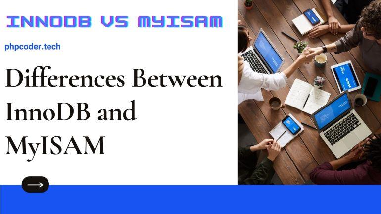 InnoDB vs MyISAM