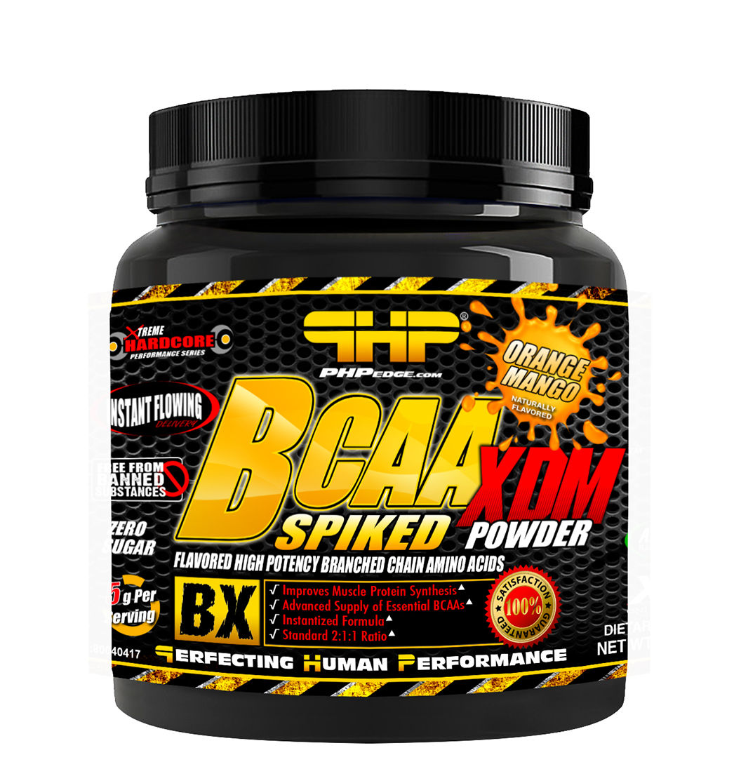 BCAA SPIKED USA 700g ORANGE MANGO