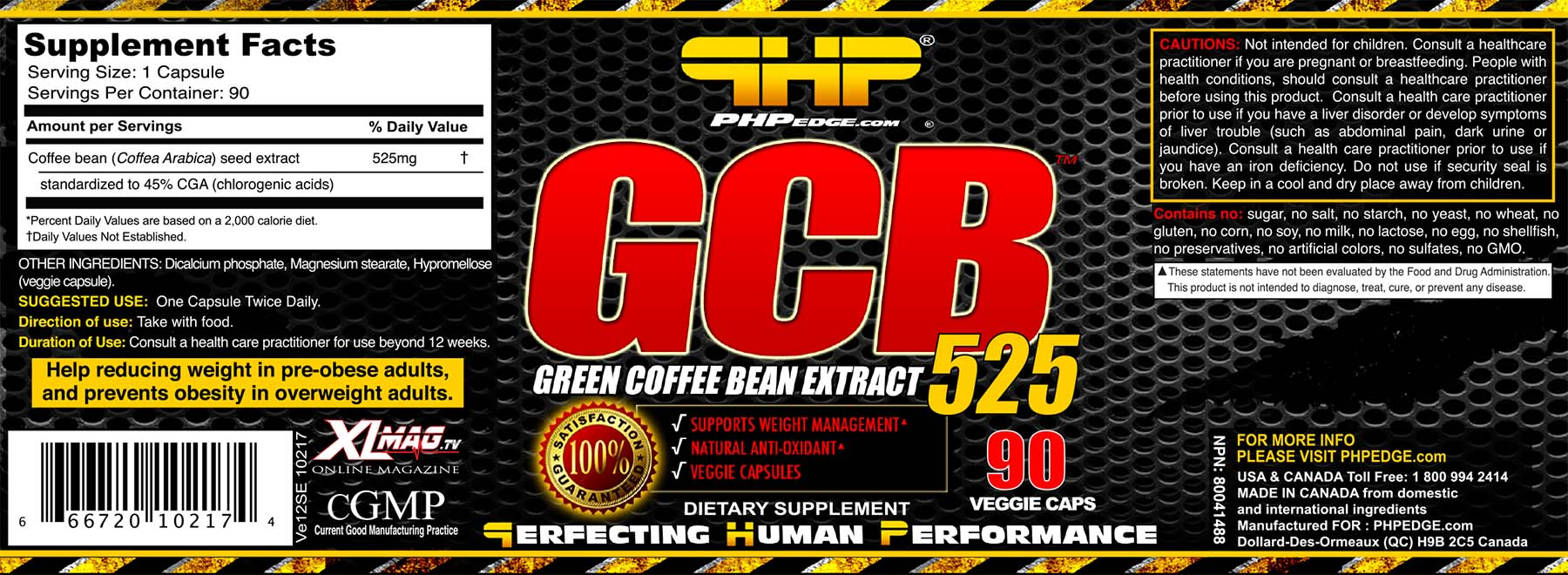GRCO0090-0525-10217 GREEN COFFEE  USA VE12SE Outline