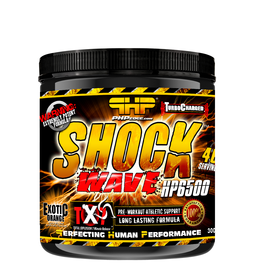 SHOCK WAVE II 300g EXOTIC Orange