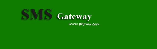 Contoh judul skripsi S1 (IF/SI) Tentang SMS Gateway