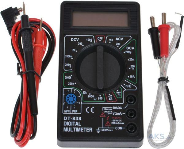 Как пользоваться мультиметром: подробная инструкция ...