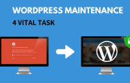 4 Vital Monthly WordPress Maintenance Tasks