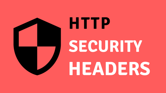 Enable HTTP Security Headers