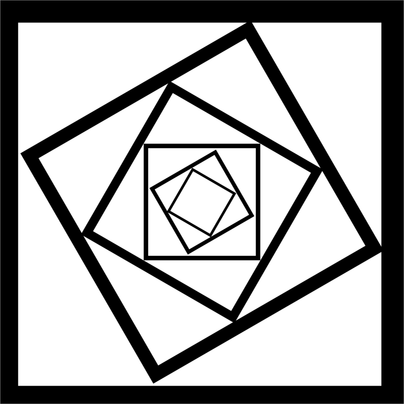 phractl logo without text black