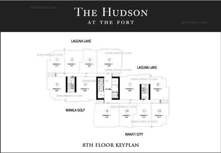 The Hudson - Condominium In BGC Taguig Metro Manila