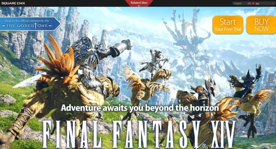 Final Fantasy XIV Series