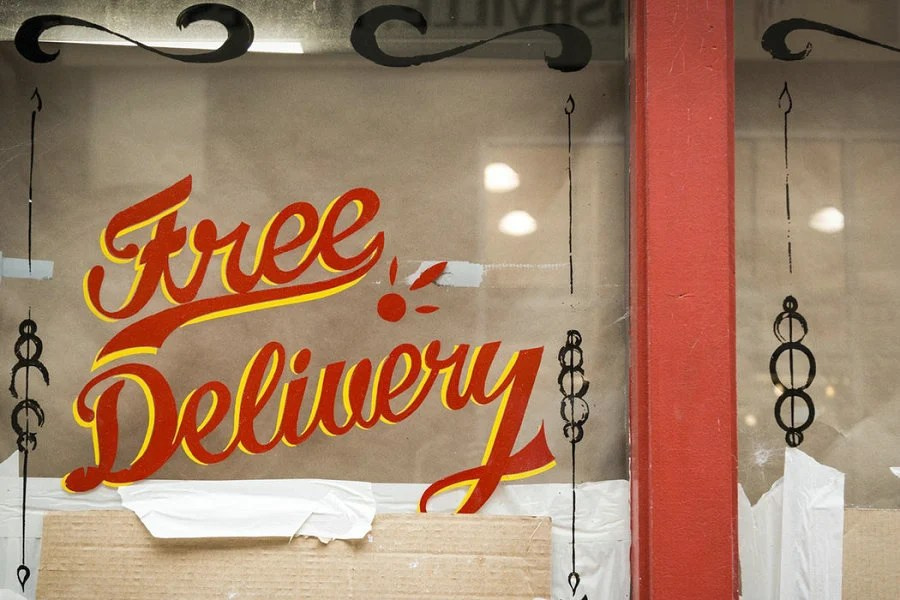 free samples - Free delivery