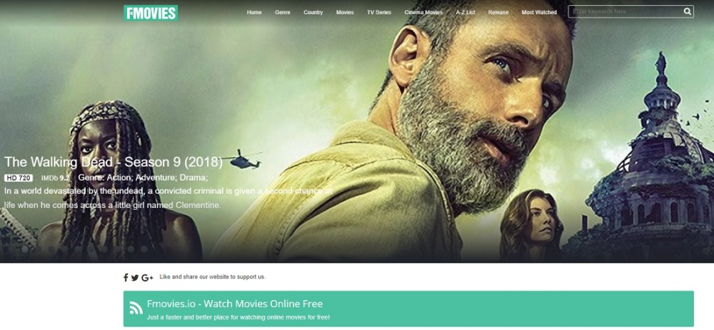 FMovies Watch for free