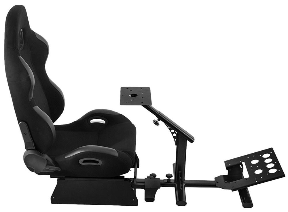 BestEquip Reclinable Racing Seats