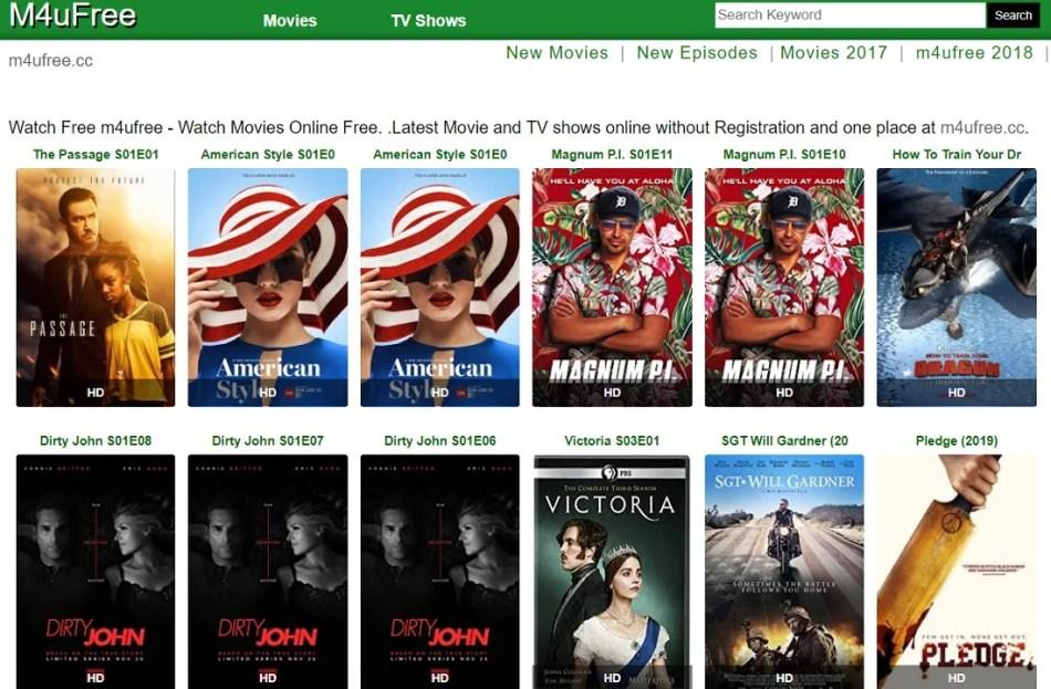 M4ufree movies