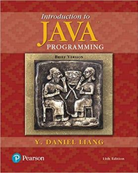 Introduction to Java Programming Brief Version