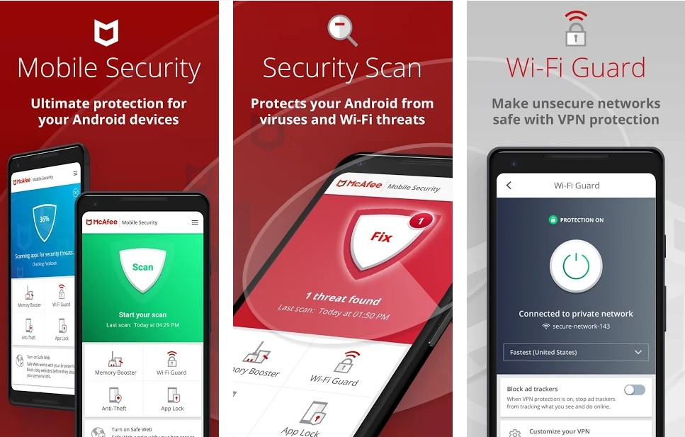 10 Best Free Antivirus App for Android 2019 - Phreesite com