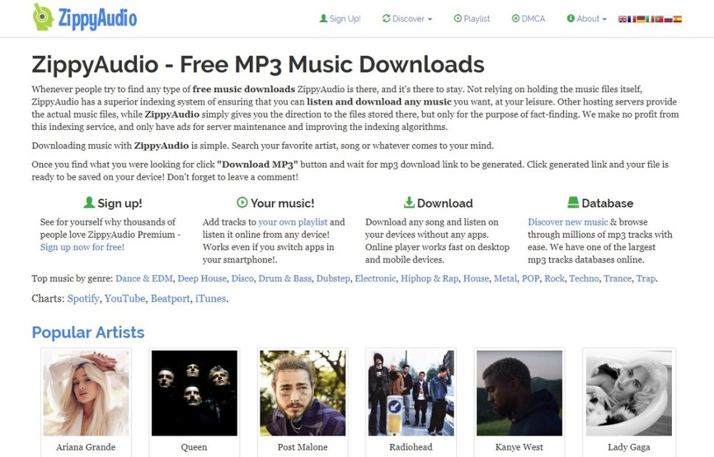 best way to download music free online