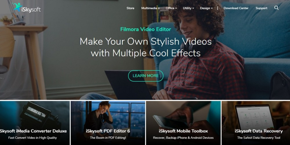 iSkySoft Free Video Downloader