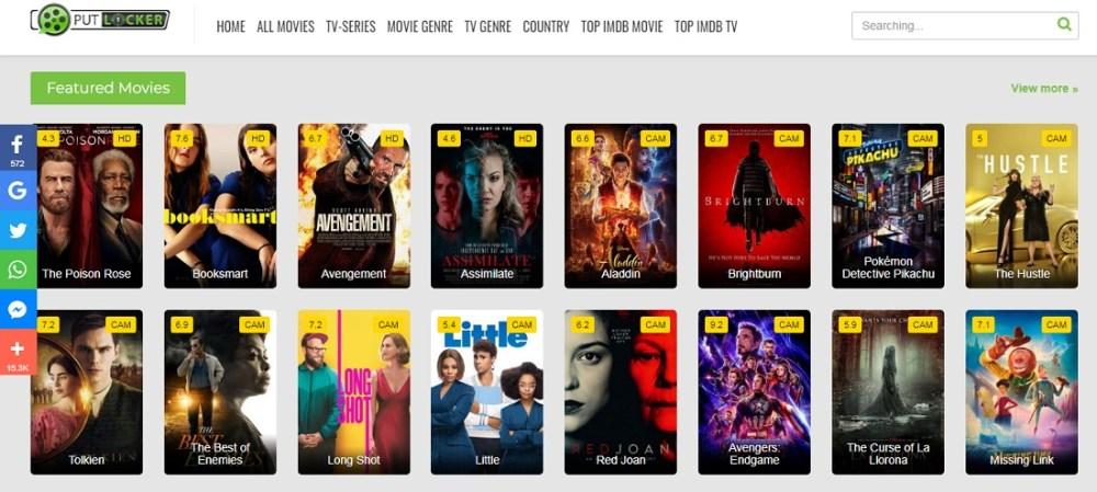 Vumoo: 10 free movie streaming sites like Vumoo to watch