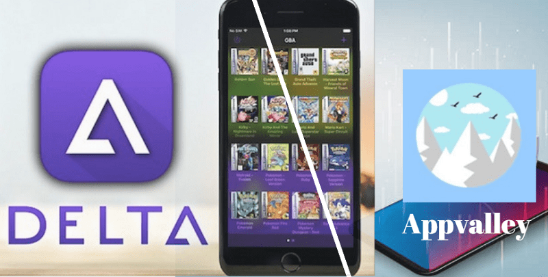 Play Nintendo Games on iOS by Delta Emulator and AppValley