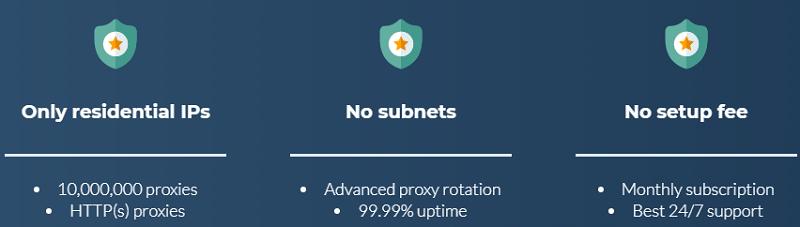 why choose smartproxy