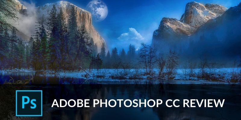 ADOBE PHOTOSHOP CC(CREATIVE CLOUD) REVIEW