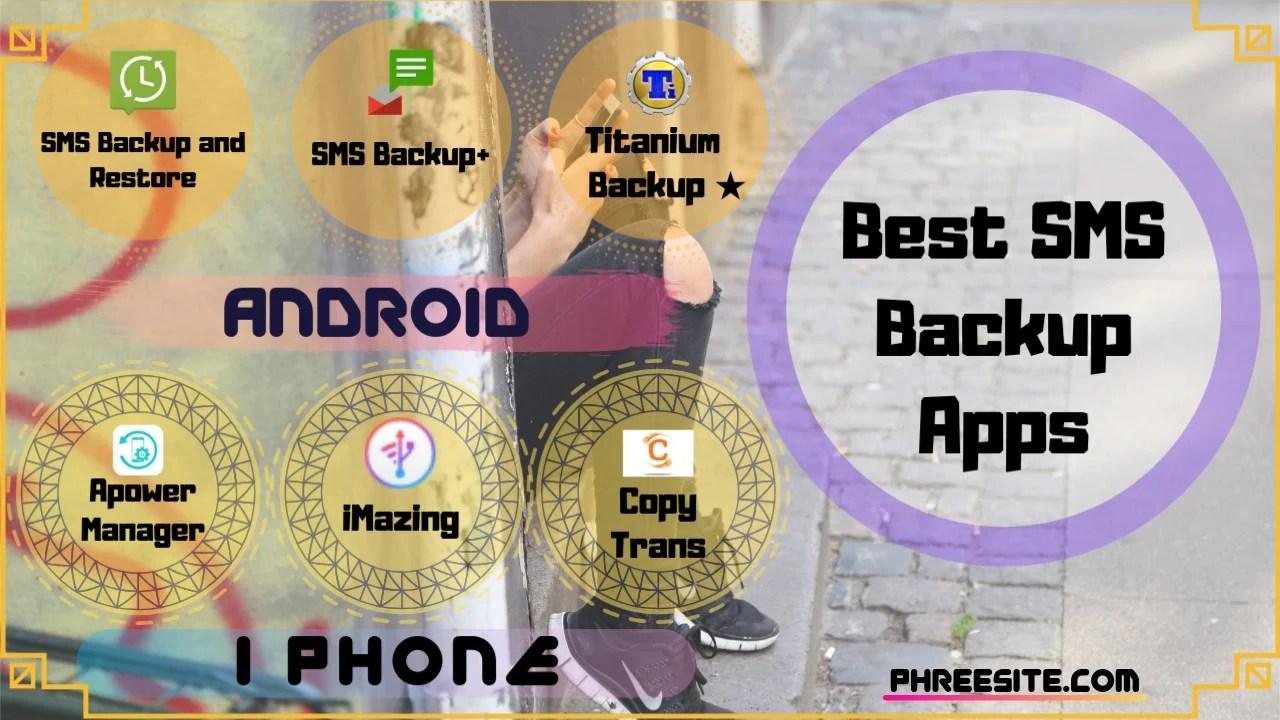 Best SMS Backup App