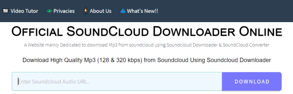 10 Free Soundcloud Music Downloaders 2019: SoundCloud to MP3