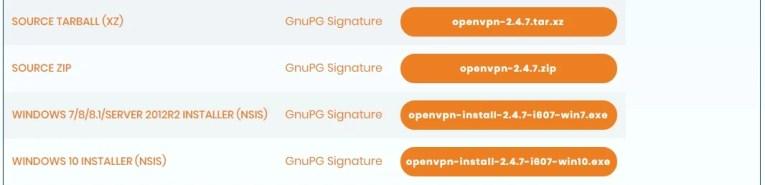 openvpn-installer-option