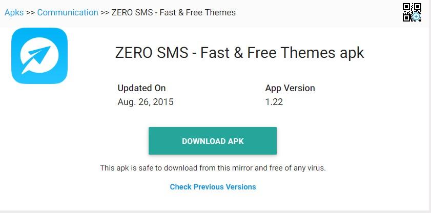 zero sms