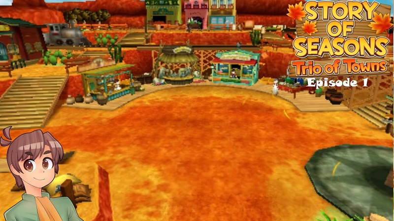 Story of Seasons- Trio of Towns