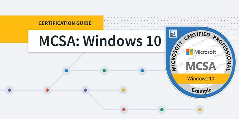 Windows 10 Certification