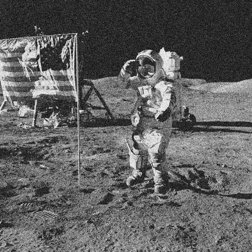Llegada del hombre a la Luna