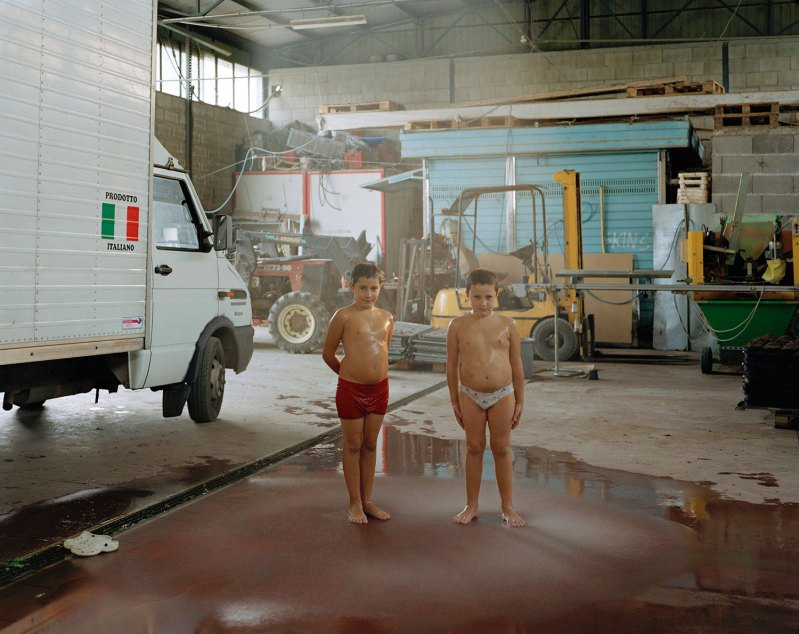 PHROOM magazine // Gabriele Rossi