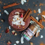 Adaptogenic Antioxidant Smoothie with Medicinal Mushrooms