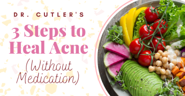 3 Steps to Heal Acne without Medication