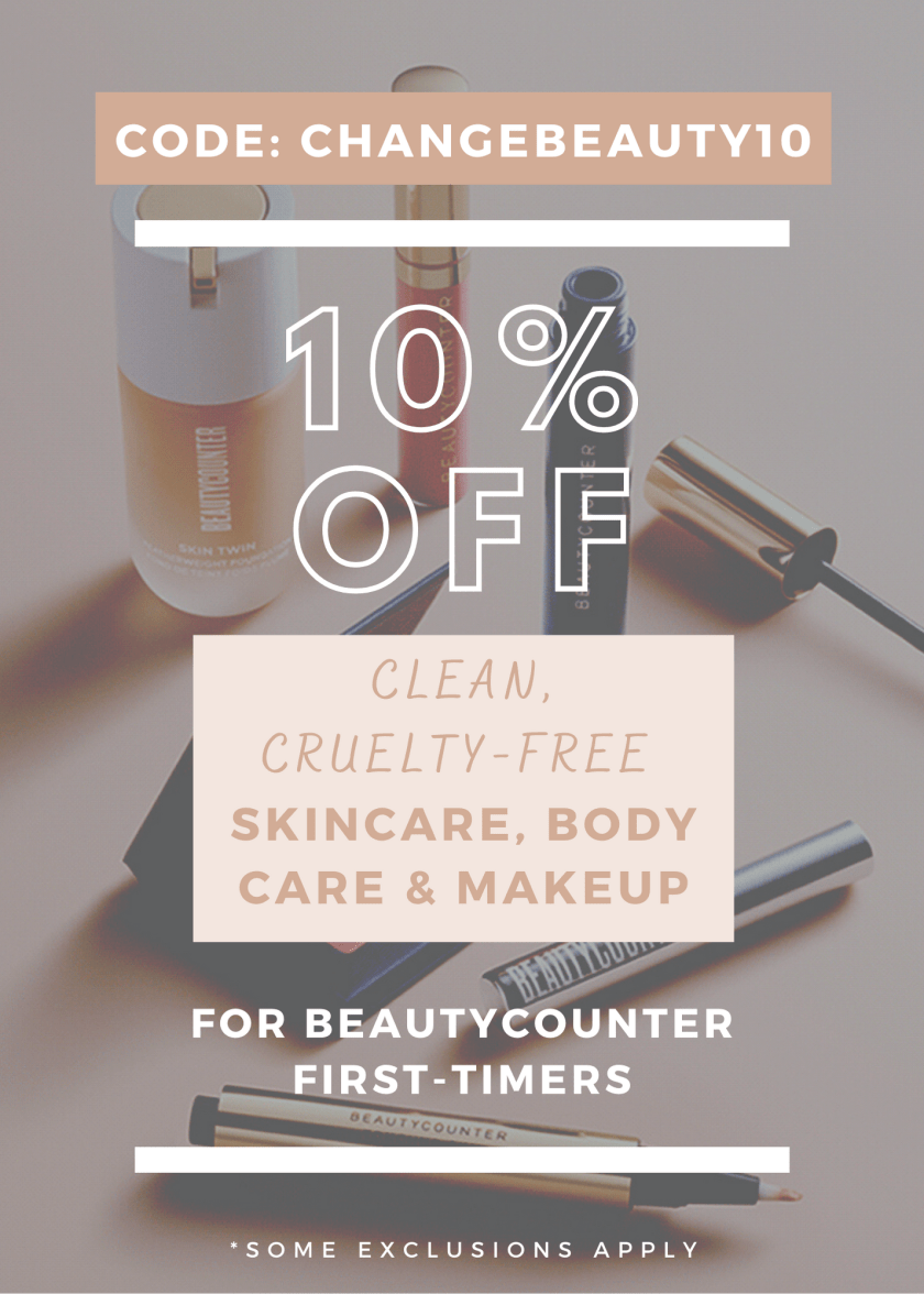 Safer Beauty with BeautyCounter