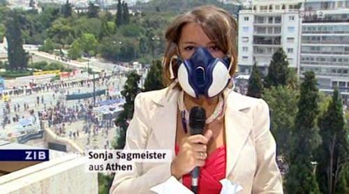 Anfrage zum Gasmasken-Einstieg