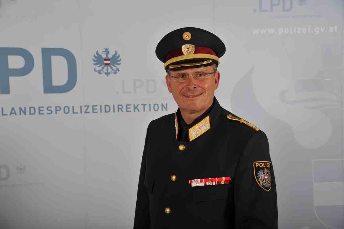 Landes-Vize-Polizeipräsident von Wien, Karl Mahrer Copyright: BMI/Egon Weissheimer