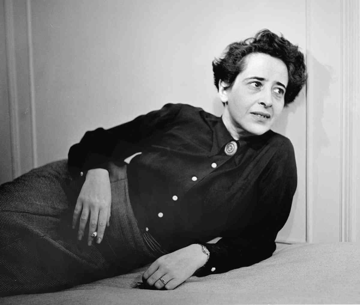 Hannah Arendt über Pluralität