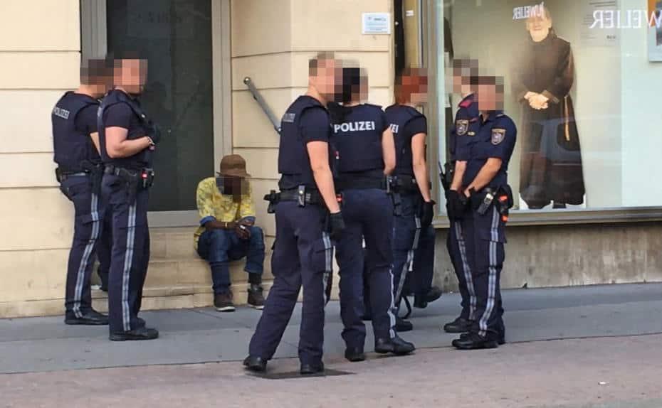 Ho-Ruck-Polizei