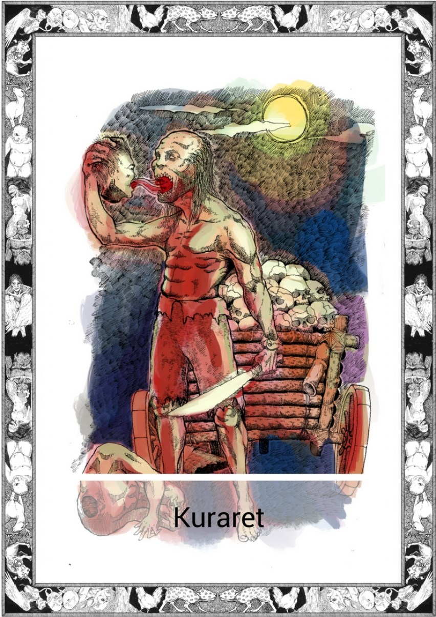 Kuraret – Bicol Translation – Philippine Spirits