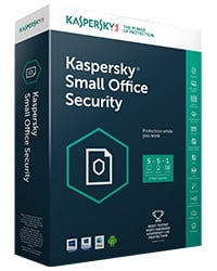 Kaspersky Small Office Security 5 PCs