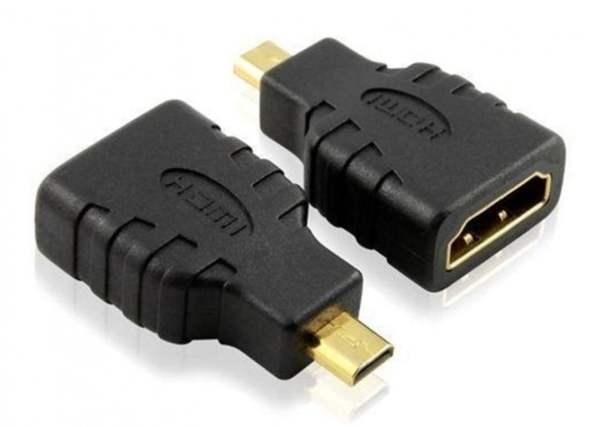 Đầu chuyển Micro HDMI sang HDMI Unitek (Y-A011)