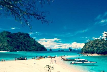 Krabi or Phuket