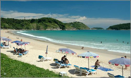 Nai Harn Beach, Phuket THAILAND