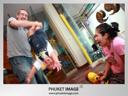Family photo at JW Marriott Phuket- 0007