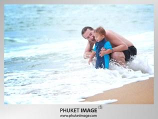 Family photo at JW Marriott Phuket- 0013