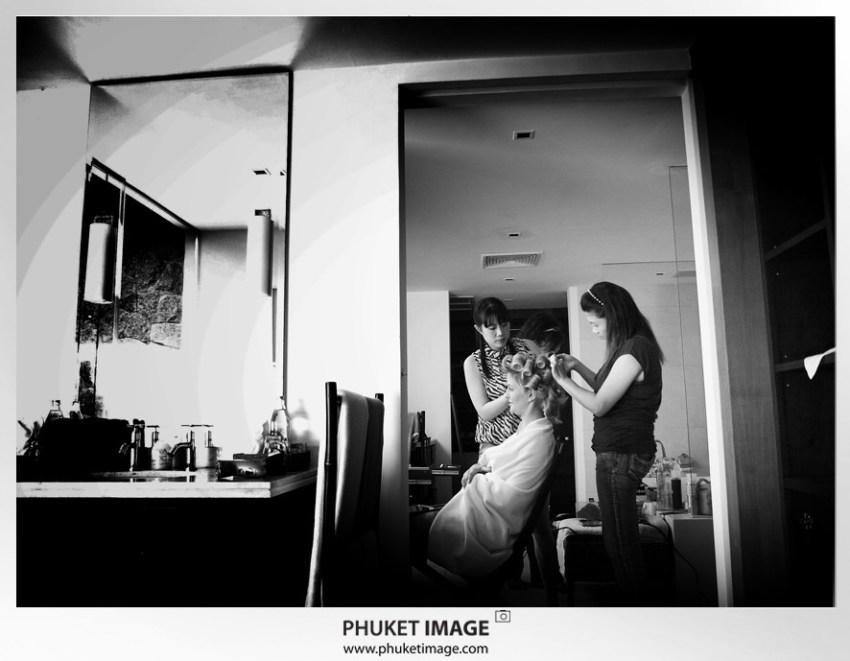 Wedding Phuket photography - Destination Phuket Beach wedding 0002