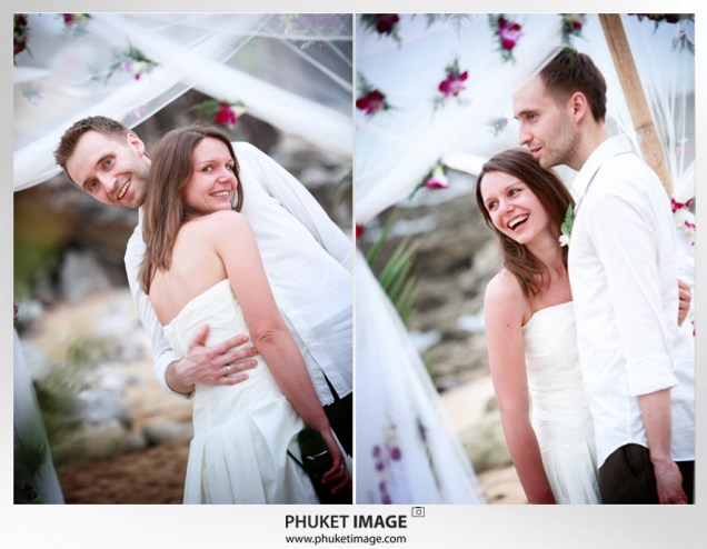 On the beach wedding in Ko Lanta - 032
