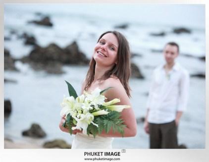 On the beach wedding in Ko Lanta - 035